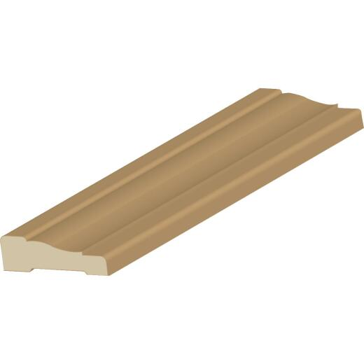 Cedar Creek WM356 11/16 In. W. x 2-1/4 In. H. x 10 Ft. L. Primed Finger Joint Pine Colonial Casing Molding