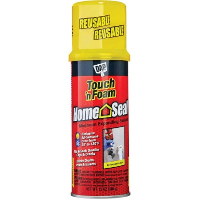 Touch 'n Foam Home Seal 12 Oz. Foam Sealant