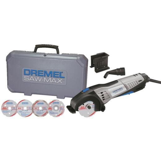 Dremel Saw-Max 3 In. 6-Amp Circular Saw Kit