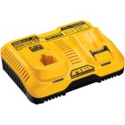 DeWalt 7.2 Volt to 20 Volt MAX Nickel-Cadmium/Nickel-Metal Hydride/Lithium-Ion Dual Port Fast Battery Charger Image 1