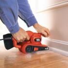 Black & Decker 3 In. x 18 In. Compact Belt Sander Image 6