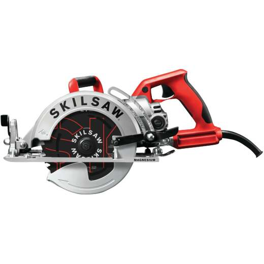 SKILSAW 7-1/4 In. 15-Amp Lighweight Magnesium Worm Drive Circular Saw