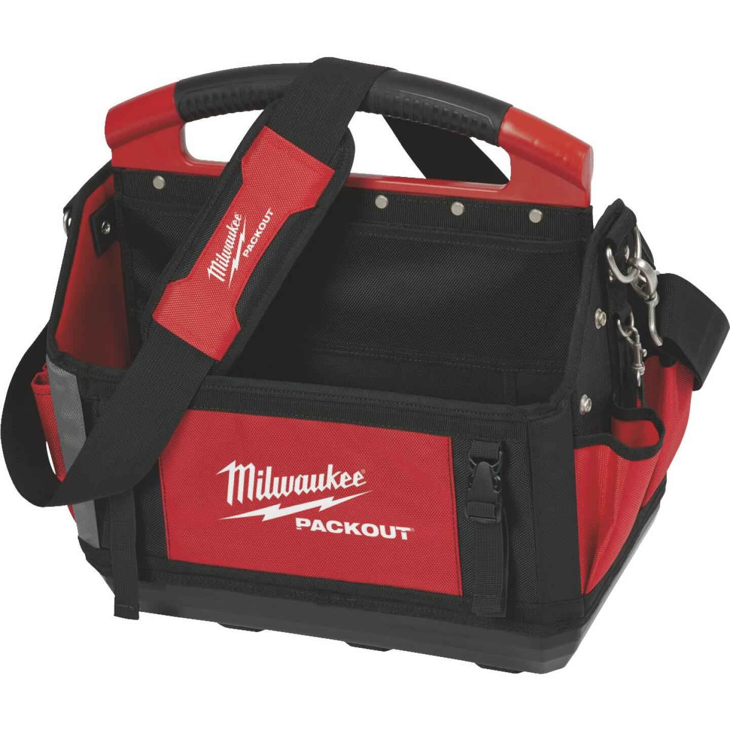 Milwaukee PACKOUT 31-Pocket 15 In. Tool Tote Image 1