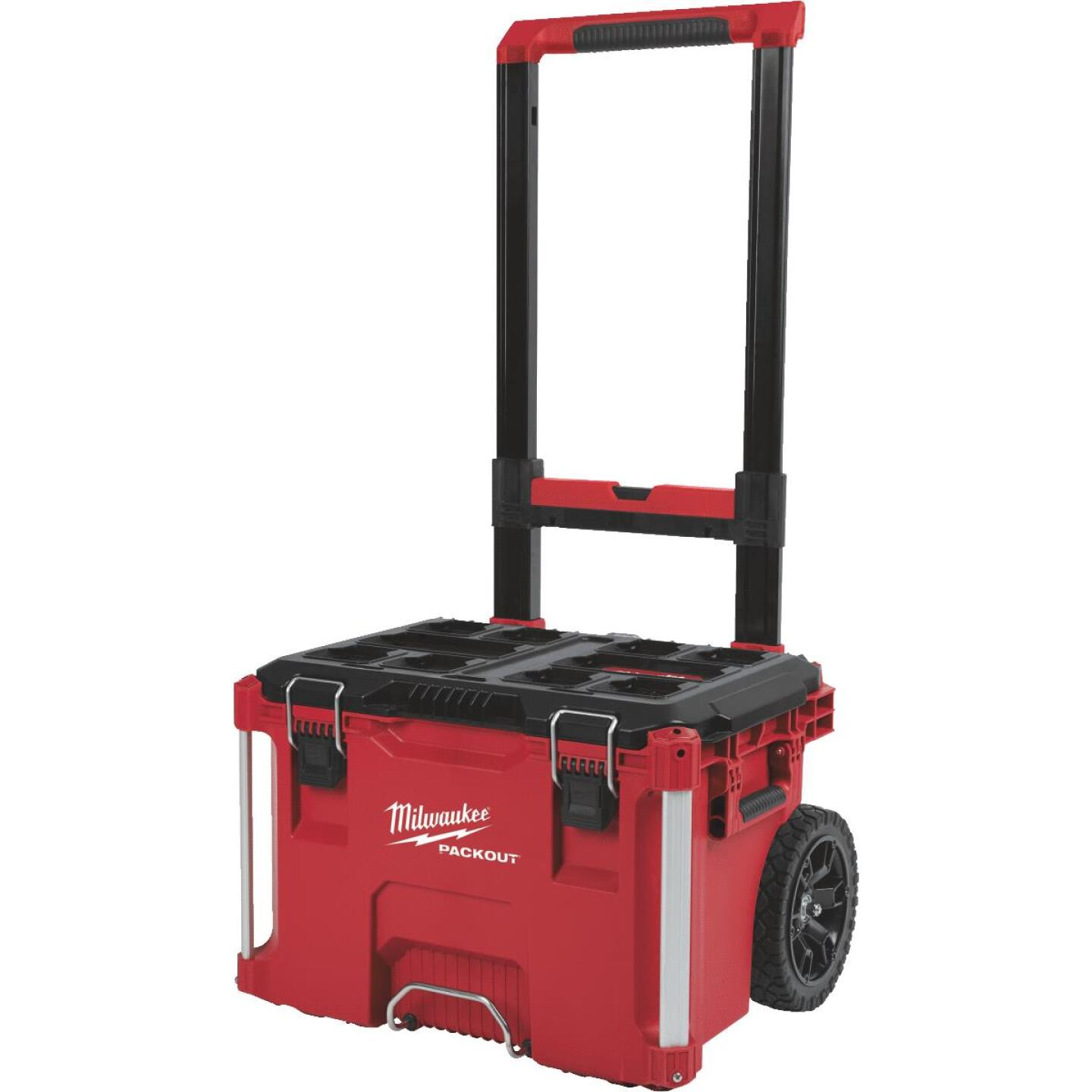 Milwaukee PACKOUT 22 In. Rolling Toolbox Image 1