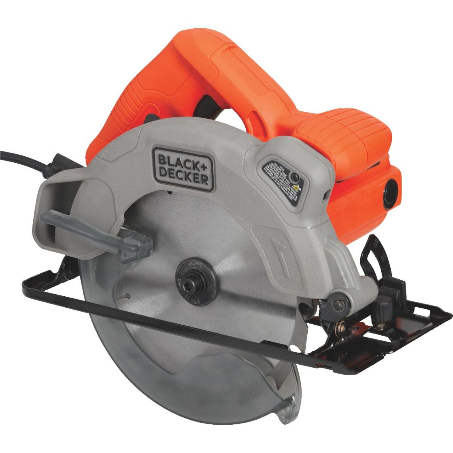 Black & Decker 7-1/4 In. 13-Amp Circular Saw with Laser Image 2