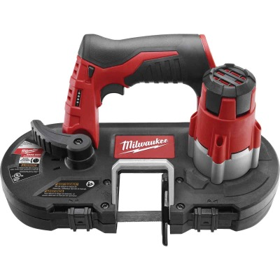 Milwaukee M12 12 Volt Lithium-Ion Sub-Compact Cordless Band Saw (Bare Tool)