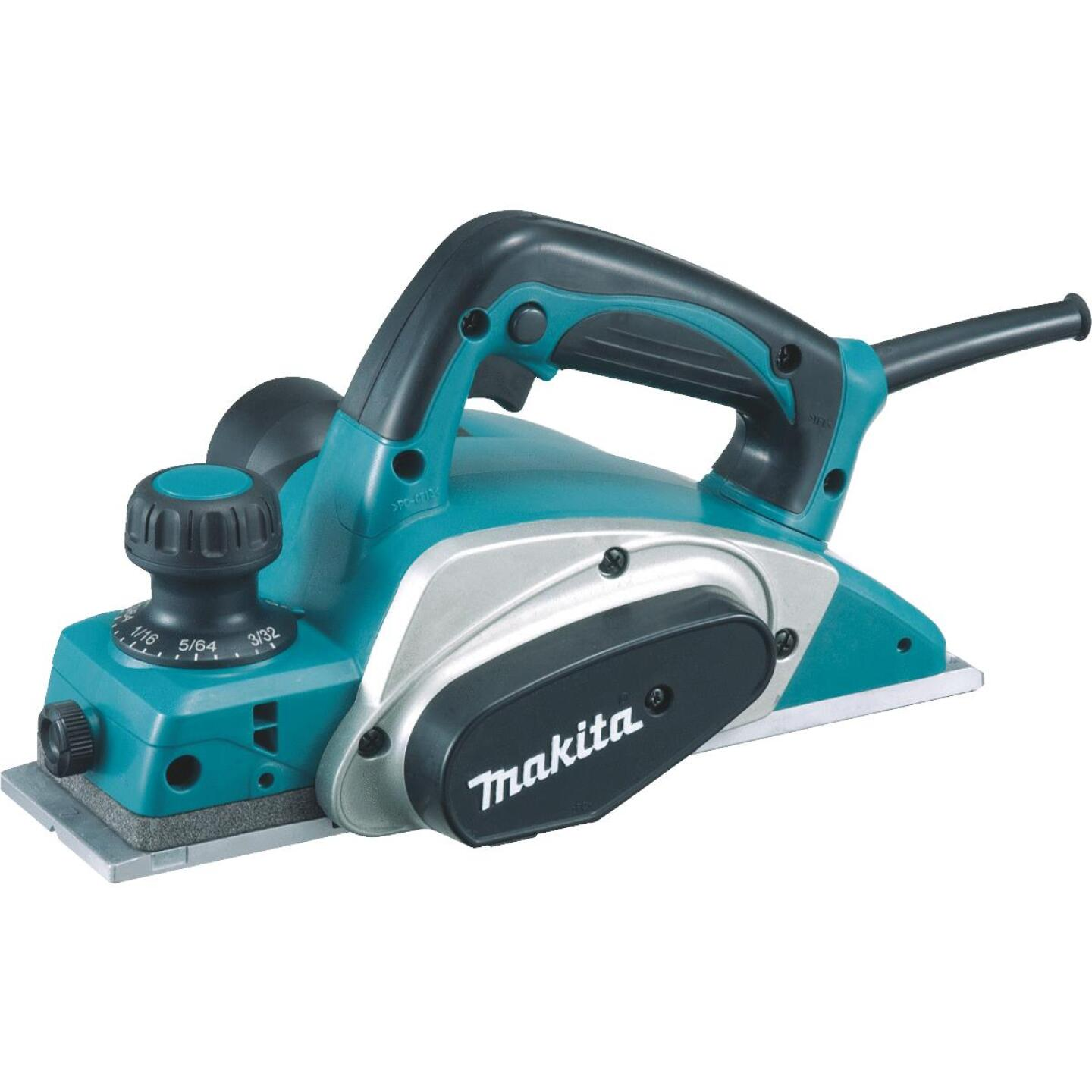 Makita 6.5A 3-1/4 In. 3/32 In. Planing Depth Planer Image 1