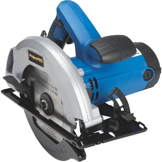 Project Pro 7-1/4 In. 12-Amp Circular Saw
