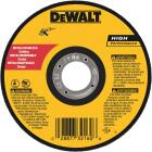 DeWalt HP Type 1, 5 In. Cut-Off Wheel Image 1