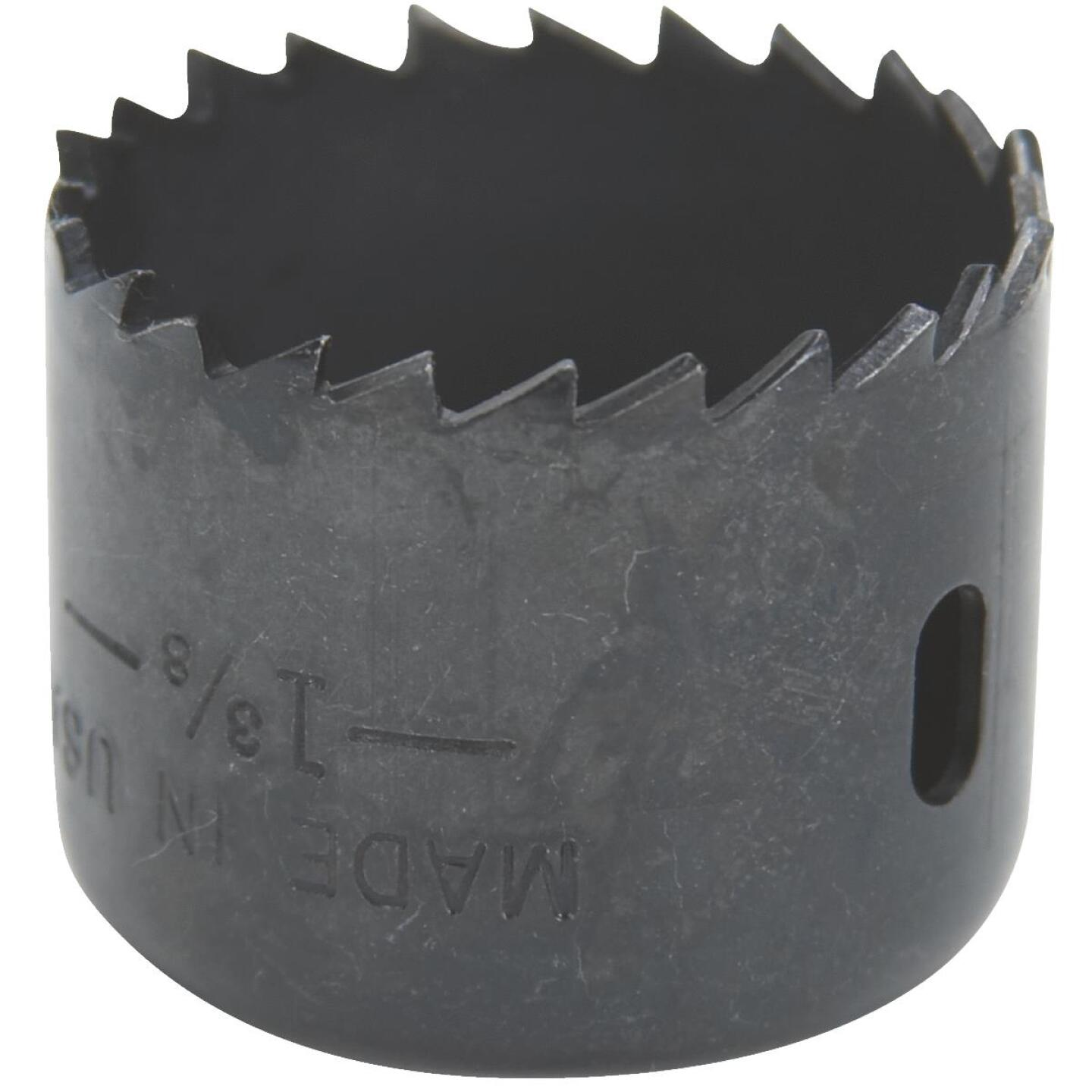 Do it 1-3/8 In. Carbon Steel Hole Saw with Mandrel Image 2