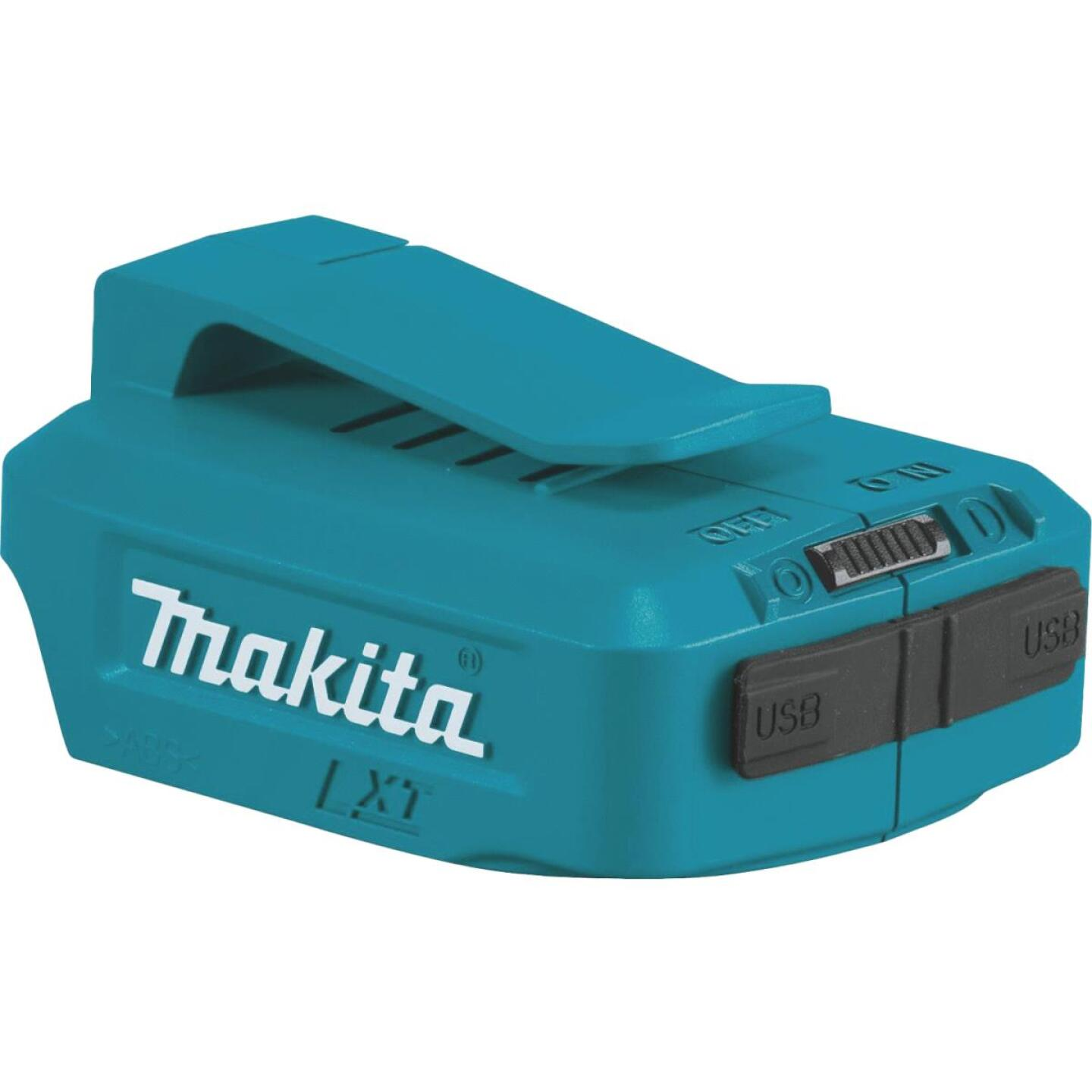Makita 18 Volt LXT Lithium-Ion Cordless Power Source (Bare Tool) Image 1
