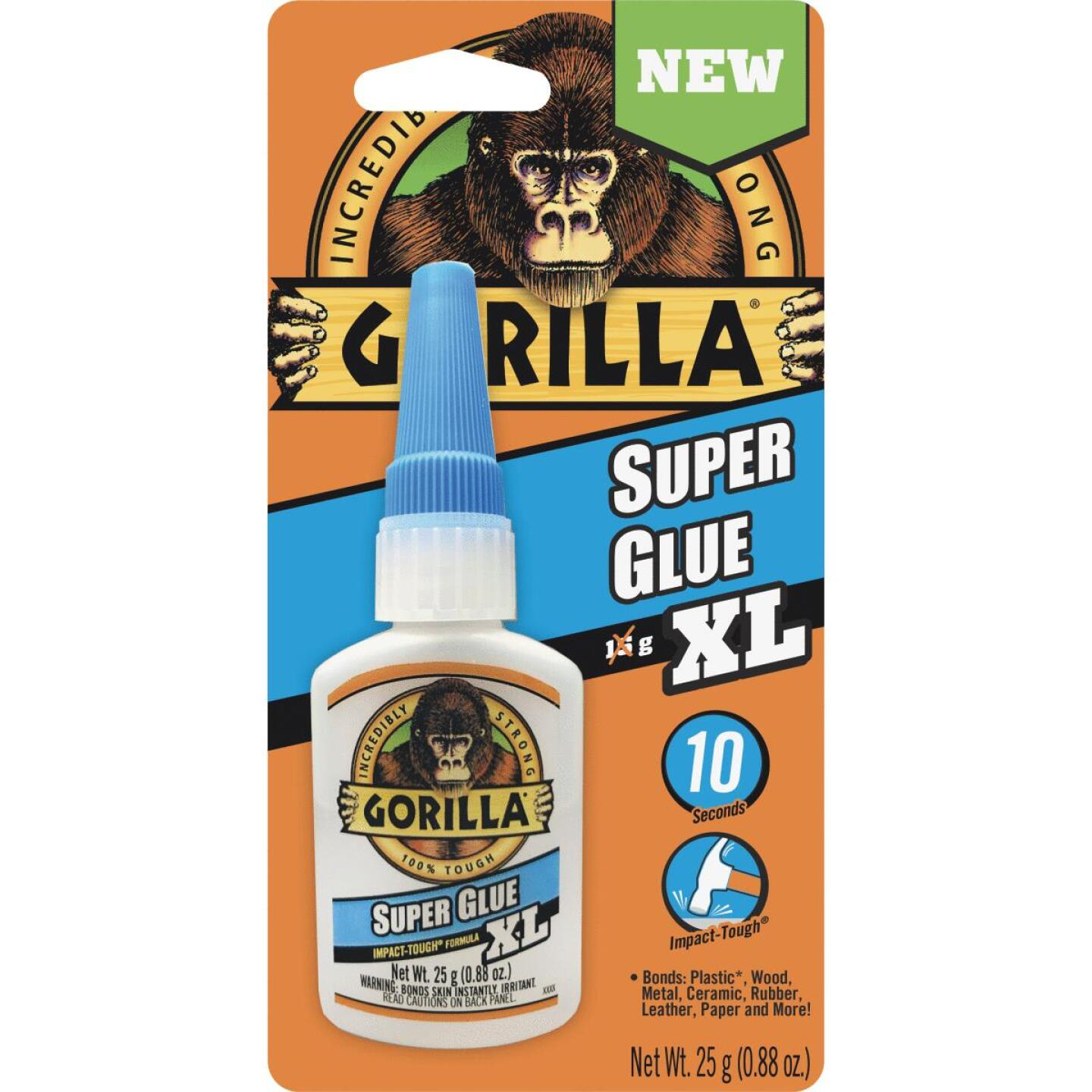Gorilla 0.88 Oz. Super Glue XL Image 1