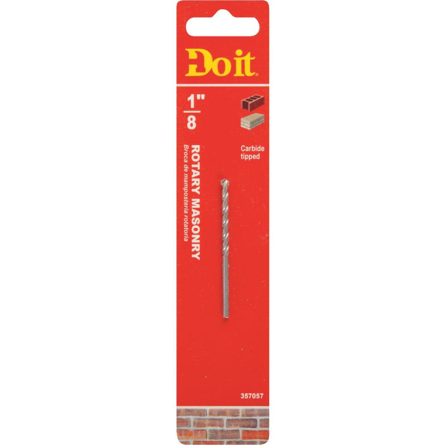 Do it 1/8 In. x 2-1/2 In. Rotary Masonry Drill Bit Image 1