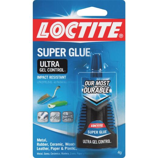 LOCTITE 0.14 Oz. Super Glue Ultra Gel Control