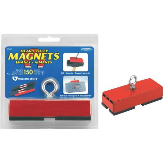 Master Magnetics 5 in. 150 Lb. Heavy Duty Retrieving Magnet