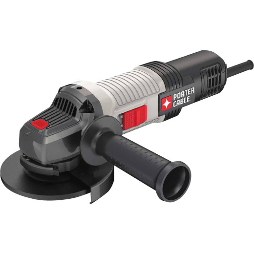Porter Cable 4-1/2 In. 6-Amp Angle Grinder