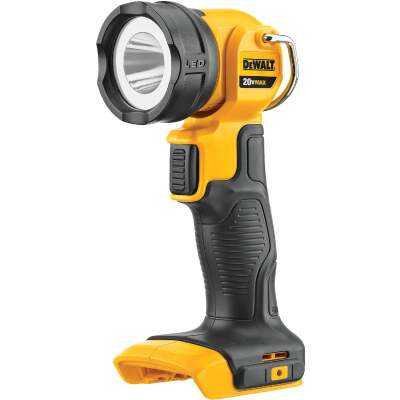 DeWalt 20 Volt MAX Lithium-Ion LED Flashlight