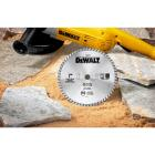 DeWalt High Performance 7 In. Turbo Rim Dry/Wet Cut Diamond Blade, Bulk Image 2