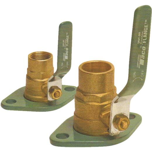 TACO 3/4 In. Shut-Off Freedom Swivel Flange
