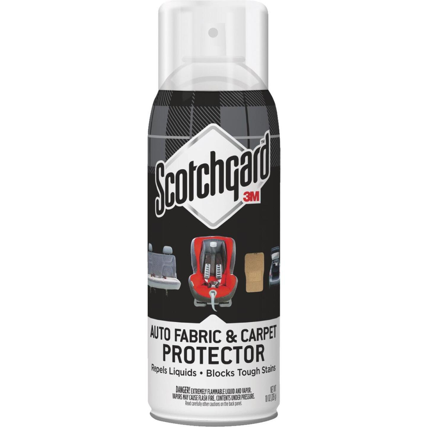 Scotchgard by 3M 10 Oz. Aerosol Auto Fabric and Carpet Protectant Image 1