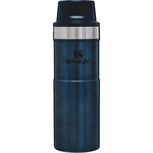 Stanley 16 Oz. Navy Stainless Steel Insulated Tumbler