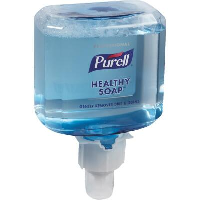 Purell ES4 Professional Healthy Soap Foam 1200 mL Fresh Scent Hand Cleaner for Push-Style Dispenser
