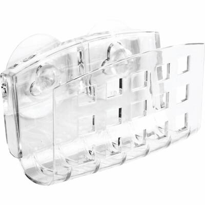 InterDesign SinkWorks Clear Soap Dish