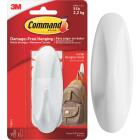 Command 1-1/2 In. x 4-1/8 In. Utility Designer Adhesive Hook Image 1