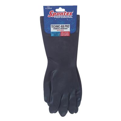 Spontex Technic 450 Pro Medium Neoprene Rubber Glove