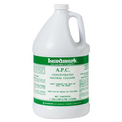 Lundmark 1 Gal. All Surface Concentrated Floor Cleaner
