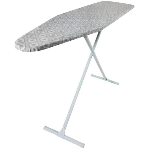 Homz 13 In. x 53 In. Adjustable Ironing Board