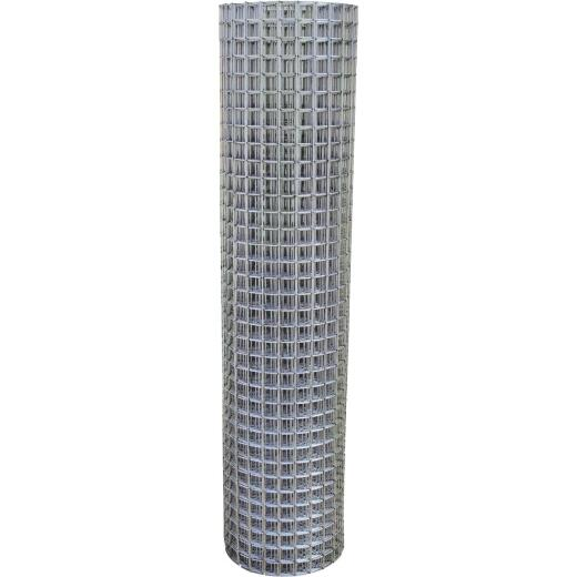 Do it Utility 24 In. H. x 25 Ft. L. (1x1) Galvanized Welded Wire Fence