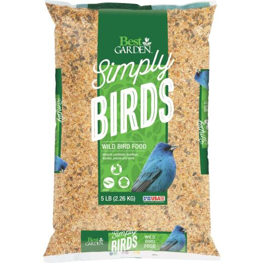 Best Garden Simply Birds 10 Lb. Wild Bird Seed