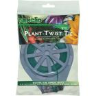 Rapiclip 164 Ft. Green Plastic Coated Galvanized Wire Twist Tie Image 1