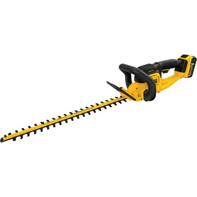 DeWalt 22 In. 20V Lithium Ion Cordless Hedge Trimmer