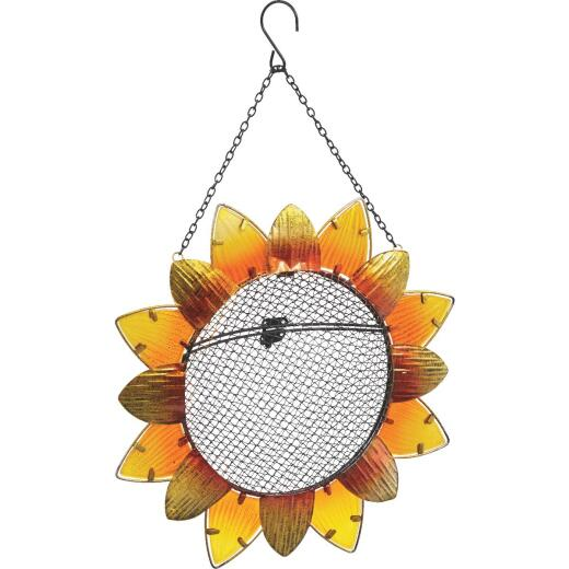 Best Garden Metal Sunflower Bird Feeder