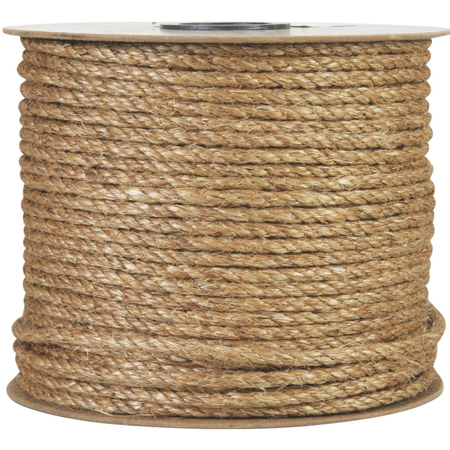 Do it 1/2 In. x 220 Ft. Tan Manila Fiber Rope Image 1