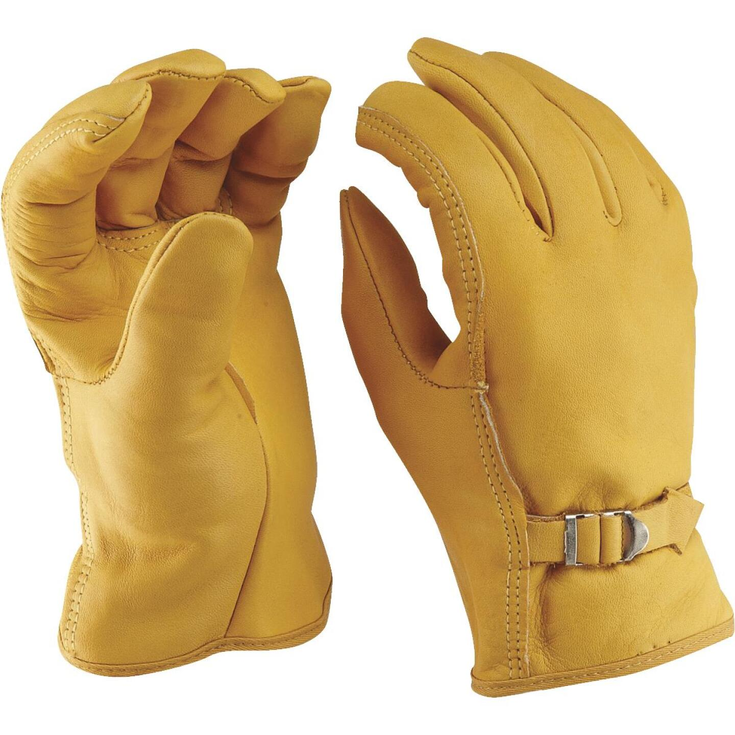 Do it Best Men's Large Leather Driver Glove Image 3