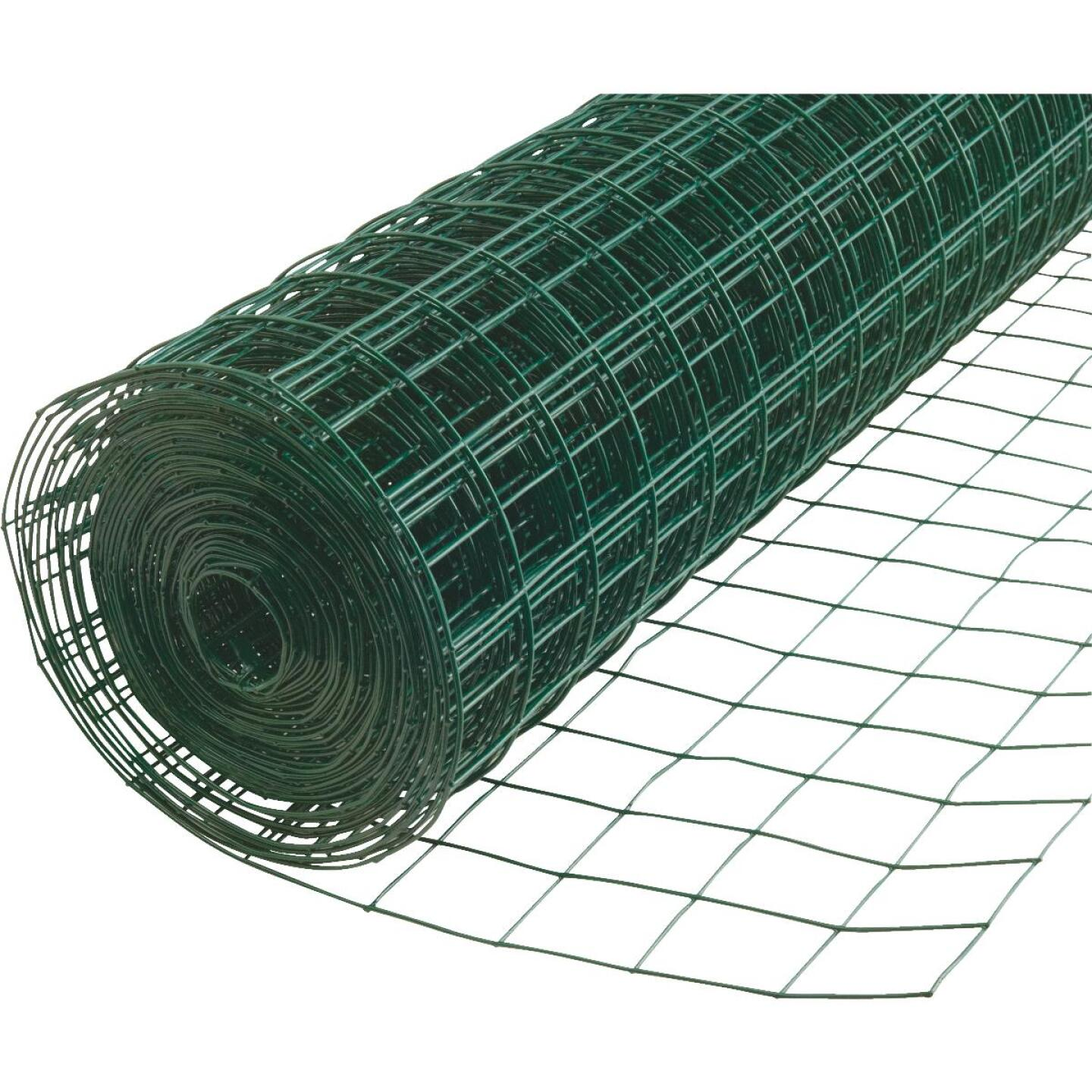 Do it 48 In. x 50 Ft. (2x2-1/2) Vinyl-Coated Galvanized Welded Wire Fence Image 1