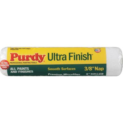 Purdy Ultra Finish 9 In. x 3/8 In. Microfiber Roller Cover