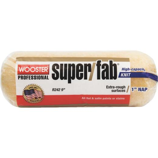 Wooster Super/Fab 9 In. x 1 In. Knit Fabric Roller Cover