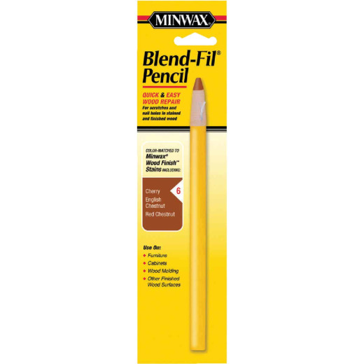 Minwax Blend-Fil Color Group 6 Touch-Up Pencil