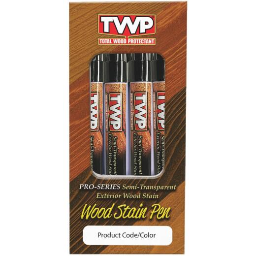 TWP101 Cedartone Stain Pen Replenishment Kit (4 Count)