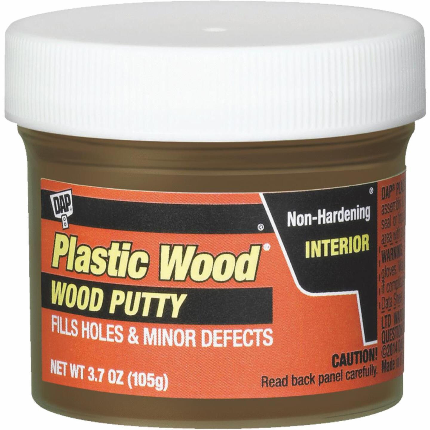 DAP Plastic Wood 3.7 Oz. Maple Wood Putty Image 1