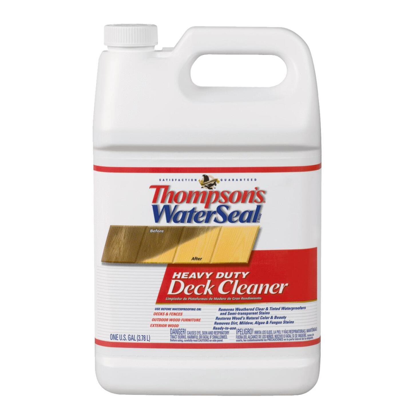 Thompson's WaterSeal 1 Gal. Heavy-Duty Deck Cleaner Image 1